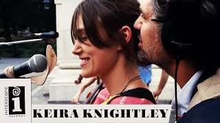 "Keira Knightley performs ""Lost Stars"" from the 'Begin Again' soundt..."