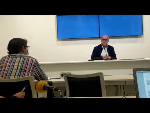 """Baltar defiende que el pacto de la Deputación sigue """"vivo"""""""