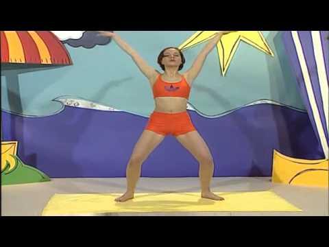 Ejercicios para adelgazar gimnasia facil parte 1 youtube for Ejercicios de gimnasia