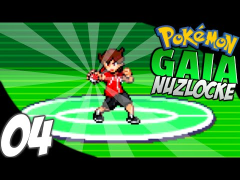 Pokémon Gaia Nuzlocke Challenge - Gym Leader Fernando! - PART 4 w/ Ragtter