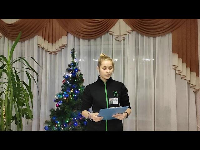 Яковлева Яна читает произведение «Все лес и лес. А день темнеет...» (Бунин Иван Алексеевич)