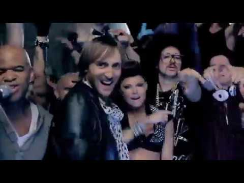 David Guetta - Gettin' Over You feat Fergie & LMFAO Official Music Video