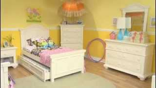 American Woodcrafters - Cottage Bedroom Collection