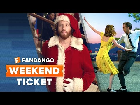Office Christmas Party, La La Land, Jackie | Weekend Ticket