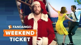 Office Christmas Party, La La Land, Jackie | Weekend Ticket
