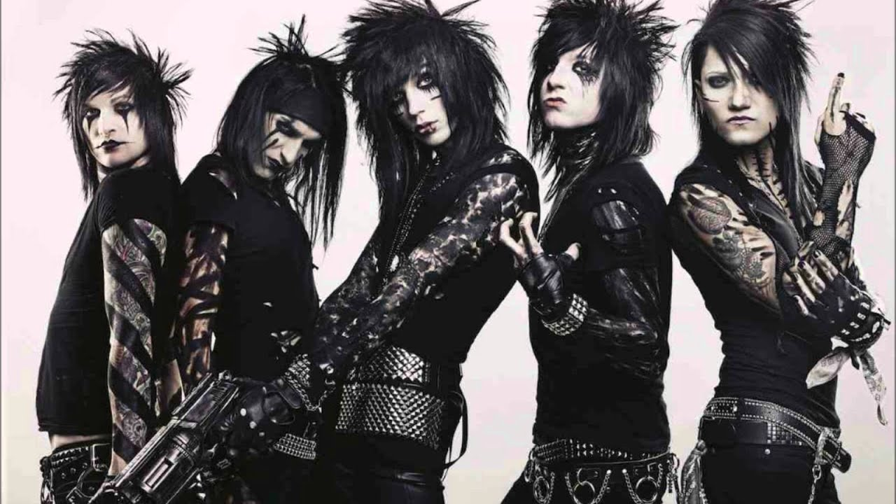 Falling In Reverse Hd Wallpaper Black Veil Brides Legacy Only Drums Youtube