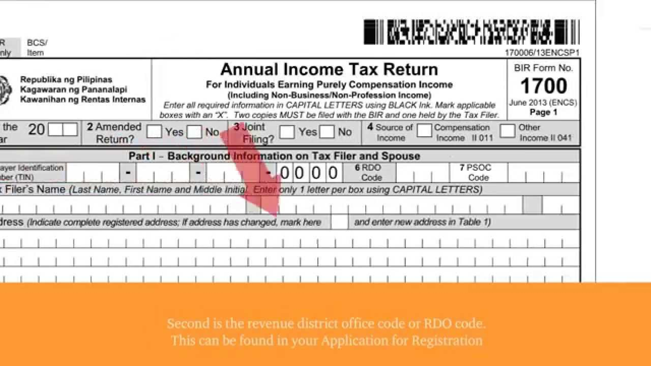 1800 Donor's Tax Return