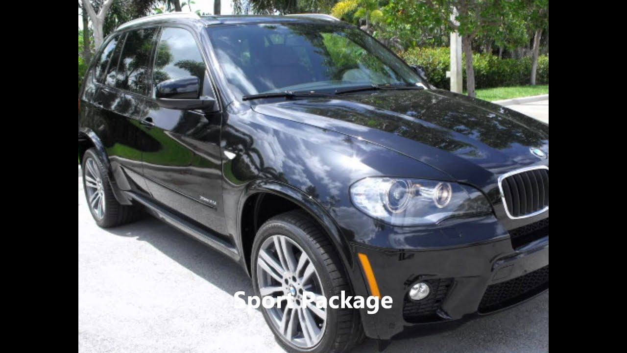 BMW X I Sports Activity Black Fenix Sports Car YouTube - 2011 bmw x5 sport package