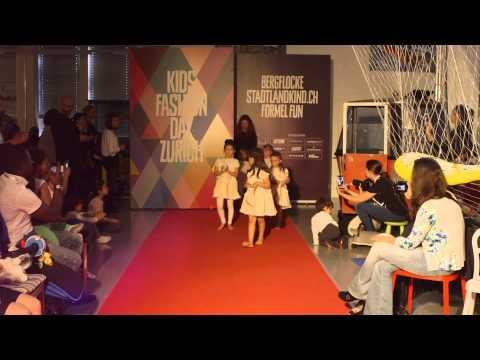 1st Kids Fashion Day Zurich