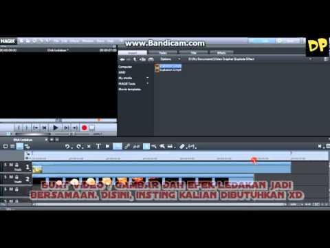 Cara Membuat Efek Ledakan - Magix Movie Edit Pro