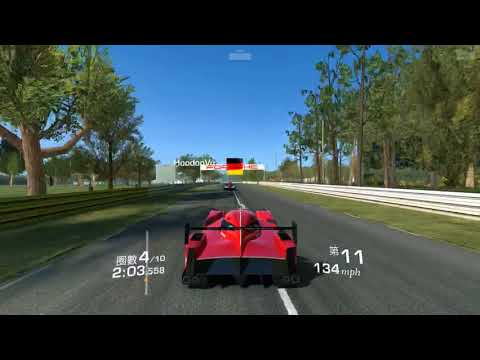 Real Racing 3 GT-R LM Nismo 2015 10 Laps