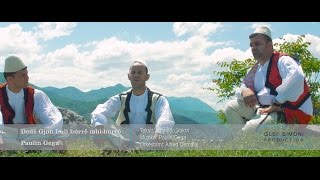Paulin Gega  Dede Gjon Luli burre mbi burre (Video 4K)