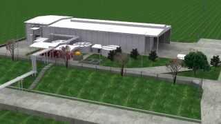 Pabrik Bir Bintang (3D View) - Gresik Jawa Timur