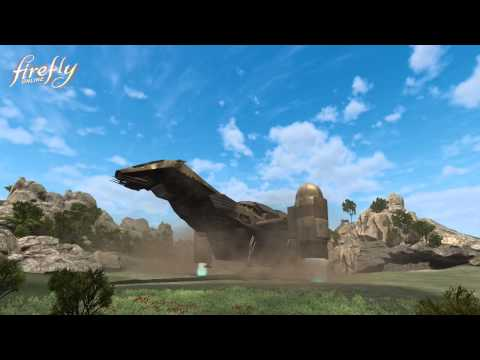 Firefly Online Dynamic Cinematic #1: Serenity Arrives