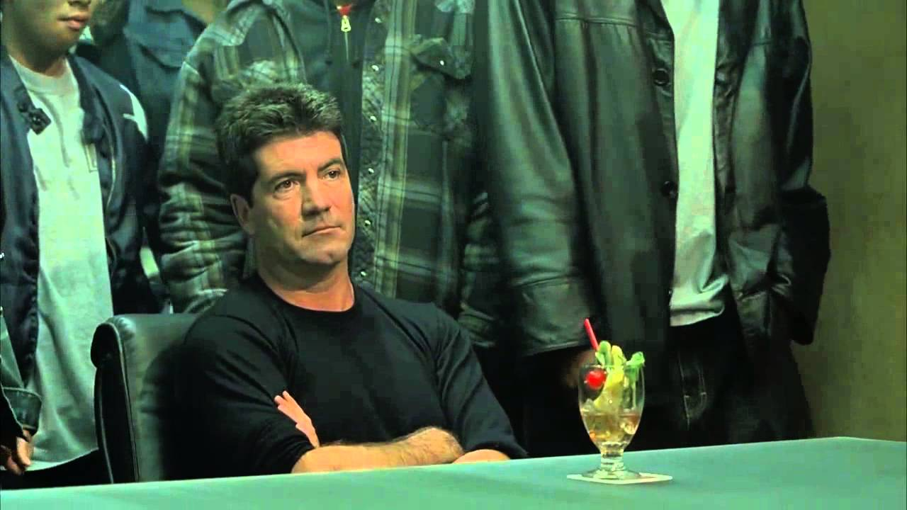 simon cowell get killed in scary movie 3 subs good