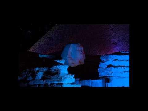 Luz&sonido- sound&light- piramides-pyramides- Ashr...