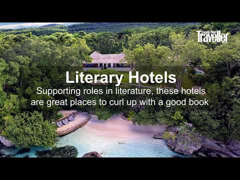 Where to stay... Literary hotels   Condé Nast Traveller's World