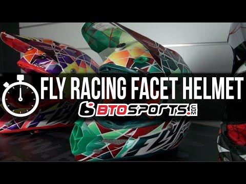 Fly Racing Facet Helmet | BTOSports.com Review