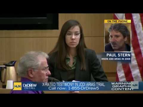Jodi Arias Trial -  Interview With Man Who Gave Jodi Money - Dr Drew