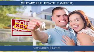 Military Real Estate 101