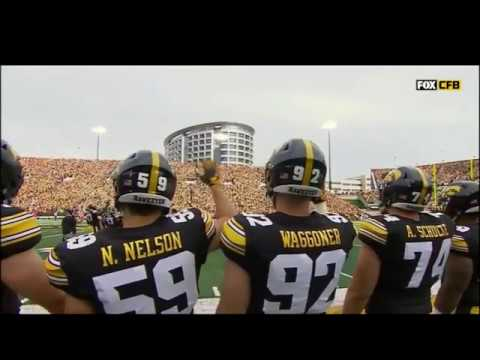 Iowa Hawkeyes Vs Iowa State 2018 (Football Highlights)