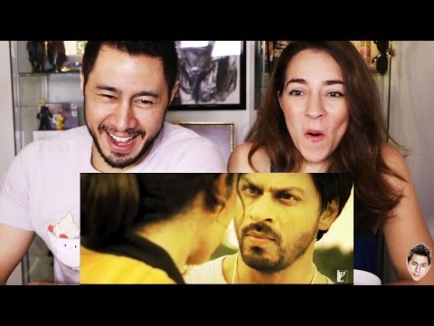 CHAK DE INDIA trailer reaction review by Jaby & Joanna!