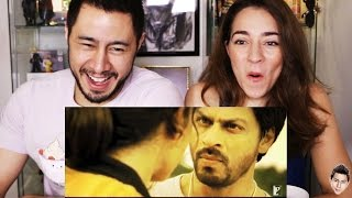chak de india trailer reaction review by jaby joanna