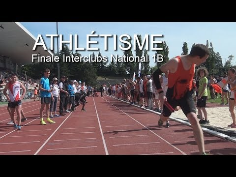 Athlètisme Interclubs National 1B à Valence