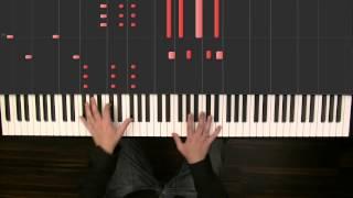 Repeat youtube video Helene Fischer - Atemlos [Piano Version by Patrik Pietschmann]
