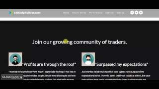 Trusted Forex Signals  Myfxbook Verified Results Review