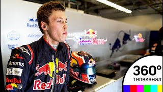 Даниила Квята исключили из команды пилотов Toro Rosso - СМИ2