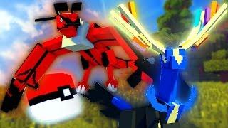 "Minecraft PokeCube Battles - ""NOT PIXELMON!?"" - Ep 1 - w/PixelDip & LOGinHDi (Minecraft Pokemon Mod)"