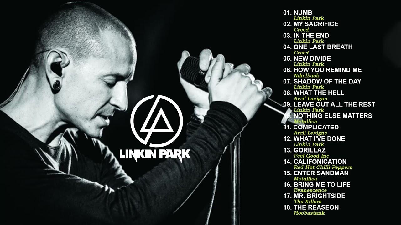 Alternative Rock 90s 2000s   Linkin Park,ArvrilLargne, Creed, Nikelback, Evanescence,RHCP
