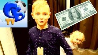 ⚽ Челлендж 100$ долларов ⚽ CHALLENGE 100$