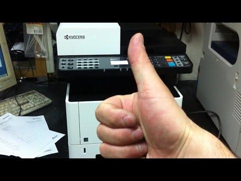 Kyocera Ecosys M2635dn | Обзор, отзывы