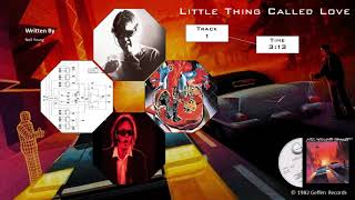 Neil Young / Trans / Little Thing Called Love  (Audio)
