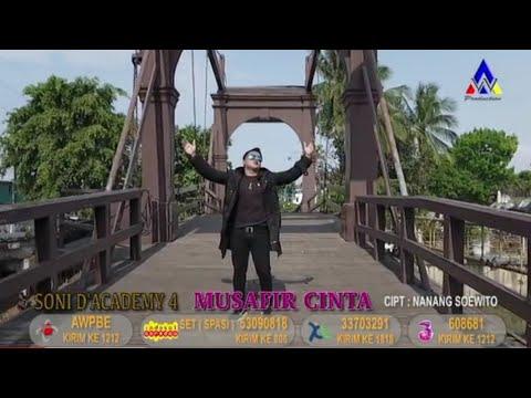 Soni Egi (DA4) - Musyafir Cinta [Video Clip Official - HD]