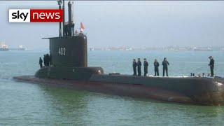 BREAKING: Missing submarine found broken into at least three parts