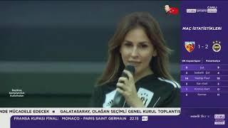 Aynur Aydın - Bi Dakika (Beşiktaş Şampiyonluk Kutlaması)