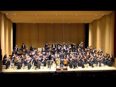 Concerto for Flute and Orchestra - Mariano Morales