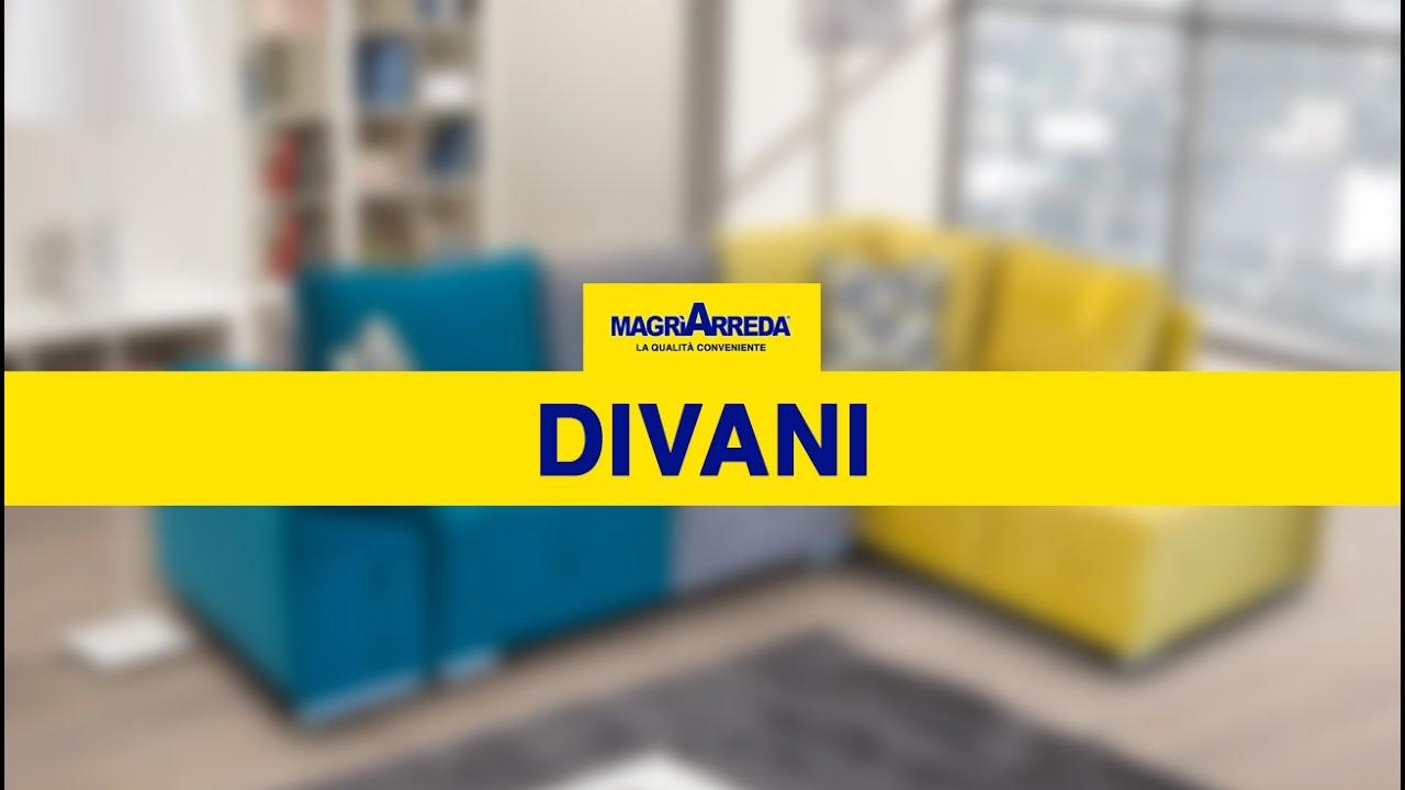 MagrìArreda.it - Divani - YouTube