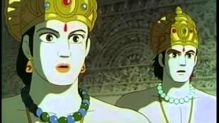 РАМАЯНА (Индийский Эпос. Мультфильм)