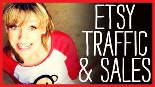 Etsy Traffic & Sales How to