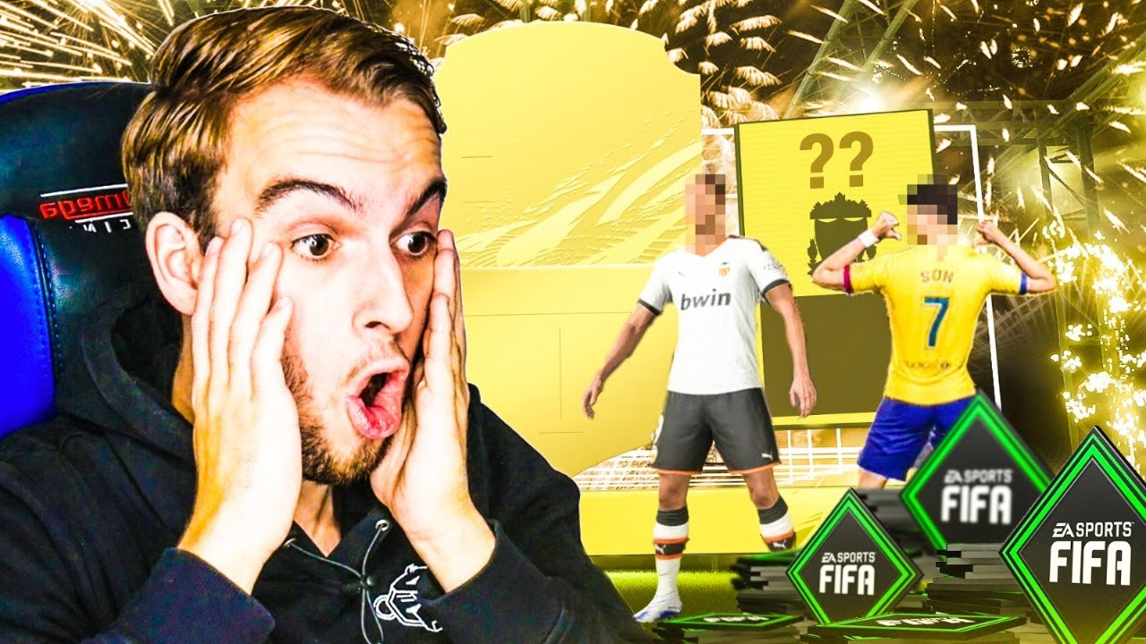 SUPER GROTE PACK OPENING! (60.000FP) | FIFA 21 EARLY ACCES