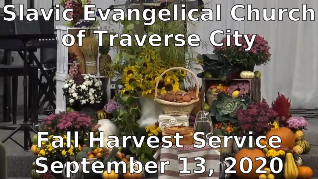 SEC 2020 09 13 Fall Harvest Service   YouTube