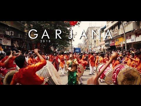 Epic Dhol Tasha by GARJANA - Dombivli Gudipadwa NavaVarsha Swagat 2018