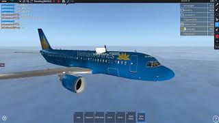 *vietnam airlines roblox+new rec setup