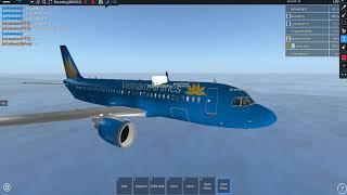 *vietnam airlines roblox+new rec setup
