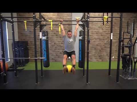 5 Minute AB BURNER Medicine ball workout