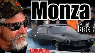 Street Outlaws Monza is back